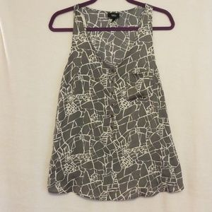 Massimo abstract tanktop